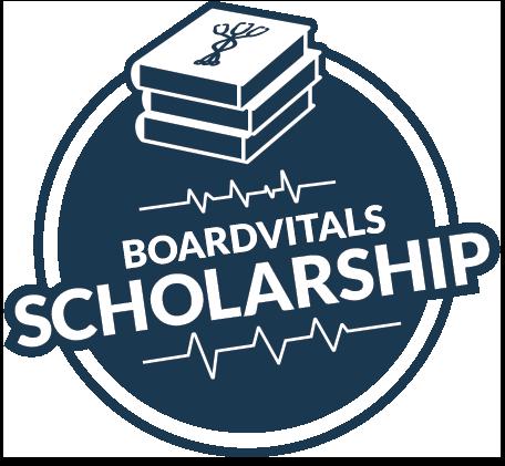 BoardVitals Scholarship Logo