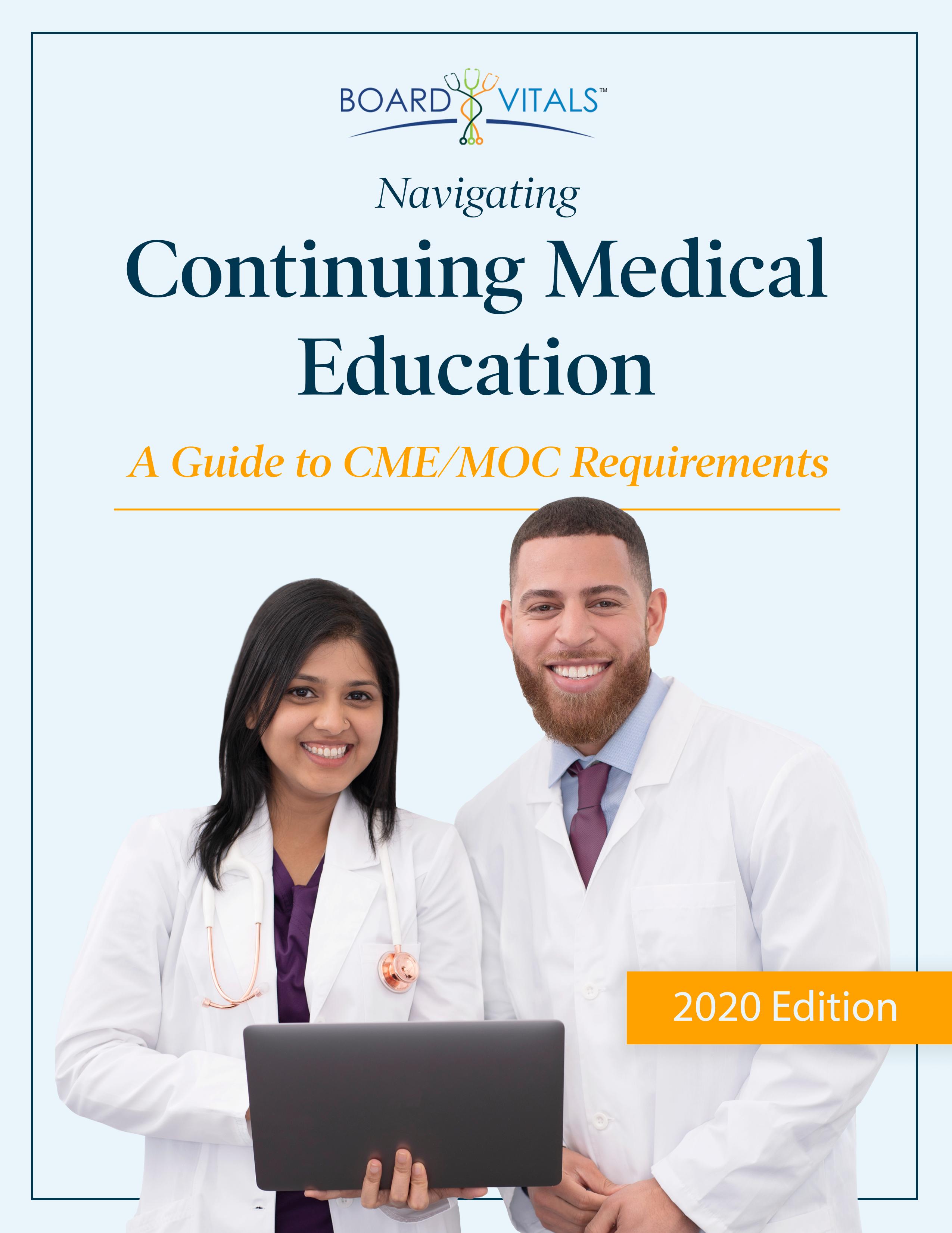 CME ebook cover